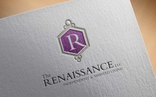The Renaissance LLC logo designed by Mance Multimedia