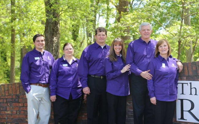 Renaissance Staff with Branding Items - Marketing Items by Mance Multimedia