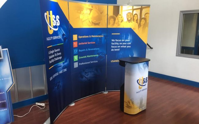 Branding design for US&S, Inc. by Mance Multimedia